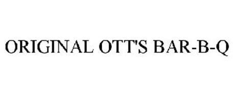 ORIGINAL OTT'S BAR-B-Q