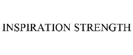 INSPIRATION STRENGTH