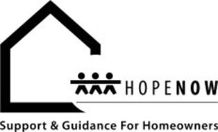 HOPE NOW SUPPORT & GUIDANCE FOR HOMEOWNERS