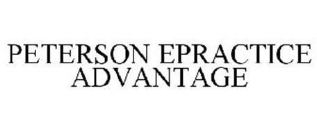 PETERSON EPRACTICE ADVANTAGE