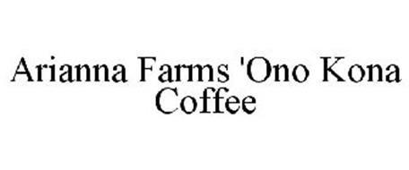 Arianna Farms Ono Kona Coffee