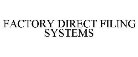 FACTORY DIRECT FILING SYSTEMS