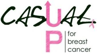 CASUAL UP FOR BREAST CANCER