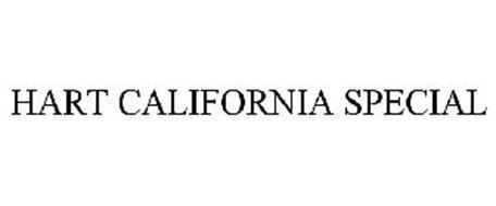 HART CALIFORNIA SPECIAL