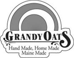 GRANDYOATS HAND MADE, HOME MADE MAINE MADE