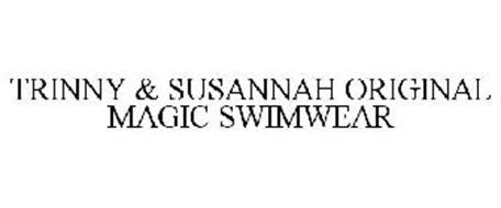 TRINNY & SUSANNAH ORIGINAL MAGIC SWIMWEAR