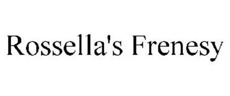 ROSSELLA'S FRENESY