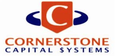 C CORNERSTONE CAPITAL $YSTEMS
