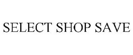 SELECT SHOP SAVE