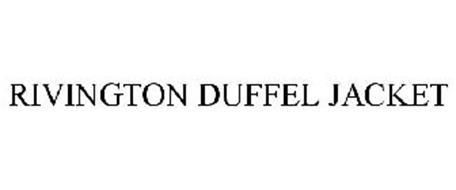 RIVINGTON DUFFEL JACKET