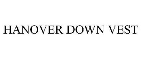 HANOVER DOWN VEST