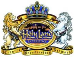 THE HOLY LAND EXPERIENCE ORLANDO REX REGUM FIDELUM ET TRINITY BROADCASTING NETWORK