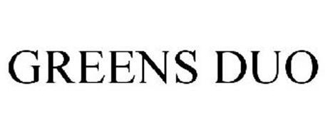 GREENS DUO