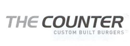 THE COUNTER CUSTOM BUILT BURGERS