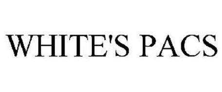 WHITE'S PACS