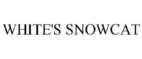 WHITE'S SNOWCAT