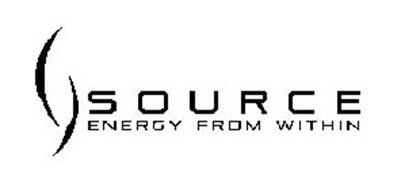 SOURCE ENERGY FROM WITHIN
