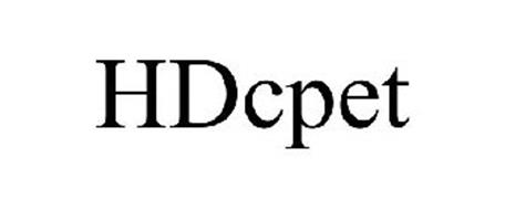 HDCPET