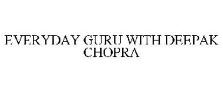 EVERYDAY GURU WITH DEEPAK CHOPRA