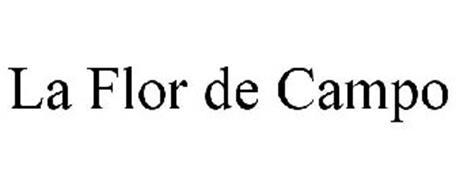 LA FLOR DE CAMPO