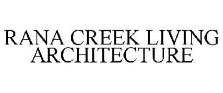 RANA CREEK LIVING ARCHITECTURE