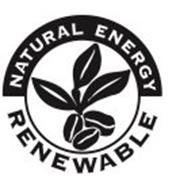 NATURAL ENERGY RENEWABLE