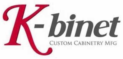 K-BINET CUSTOM CABINETRY MFG