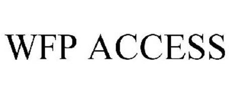 WFP ACCESS