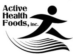 ACTIVE HEALTH FOODS, INC.