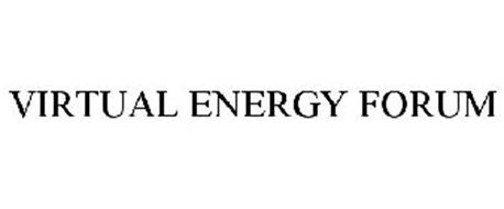 VIRTUAL ENERGY FORUM