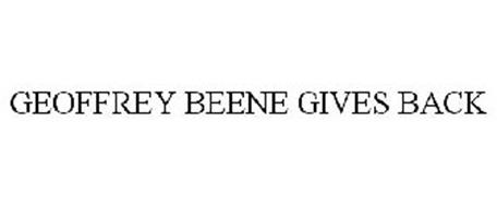 GEOFFREY BEENE GIVES BACK