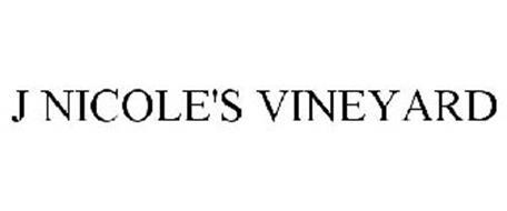 J NICOLE'S VINEYARD