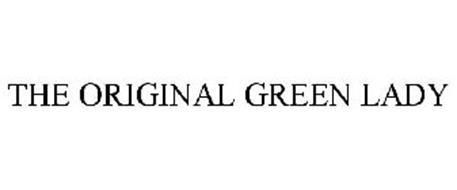 THE ORIGINAL GREEN LADY