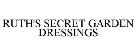 RUTH'S SECRET GARDEN DRESSINGS