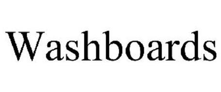 WASHBOARDS