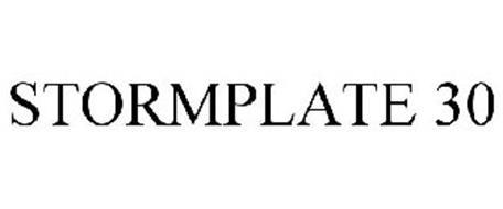 STORMPLATE 30