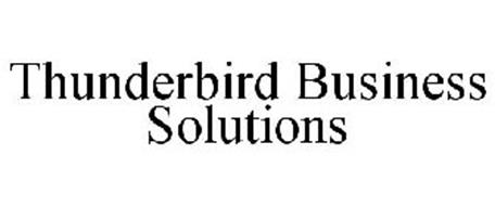 THUNDERBIRD BUSINESS SOLUTIONS