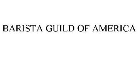 BARISTA GUILD OF AMERICA