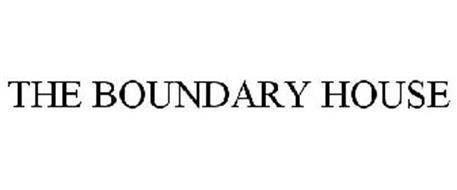 THE BOUNDARY HOUSE