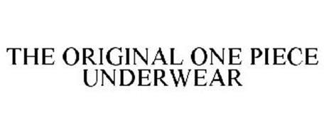 THE ORIGINAL ONE PIECE UNDERWEAR