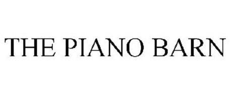 THE PIANO BARN