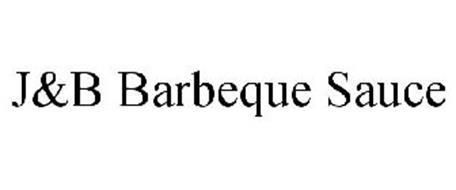 J&B BARBEQUE SAUCE