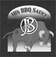 J&B'S BBQ SAUCE J&B