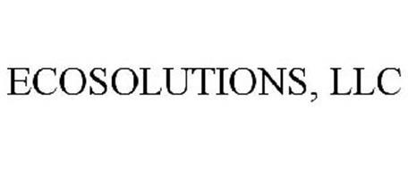 ECOSOLUTIONS, LLC