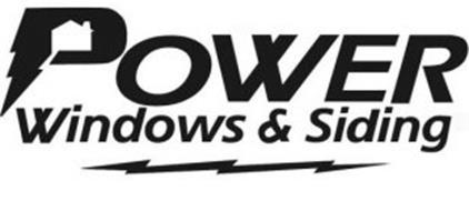 POWER WINDOWS & SIDING