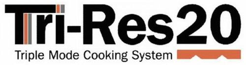 TRI-RES20 TRIPLE MODE COOKING SYSTEM