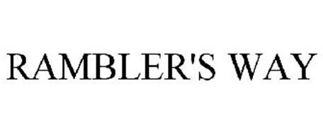RAMBLER'S WAY