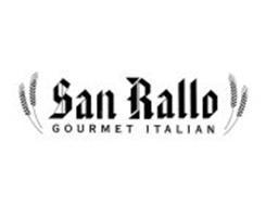 SAN RALLO GOURMET ITALIAN