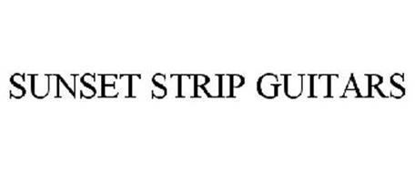 SUNSET STRIP GUITARS