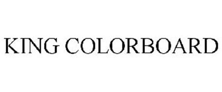 KING COLORBOARD